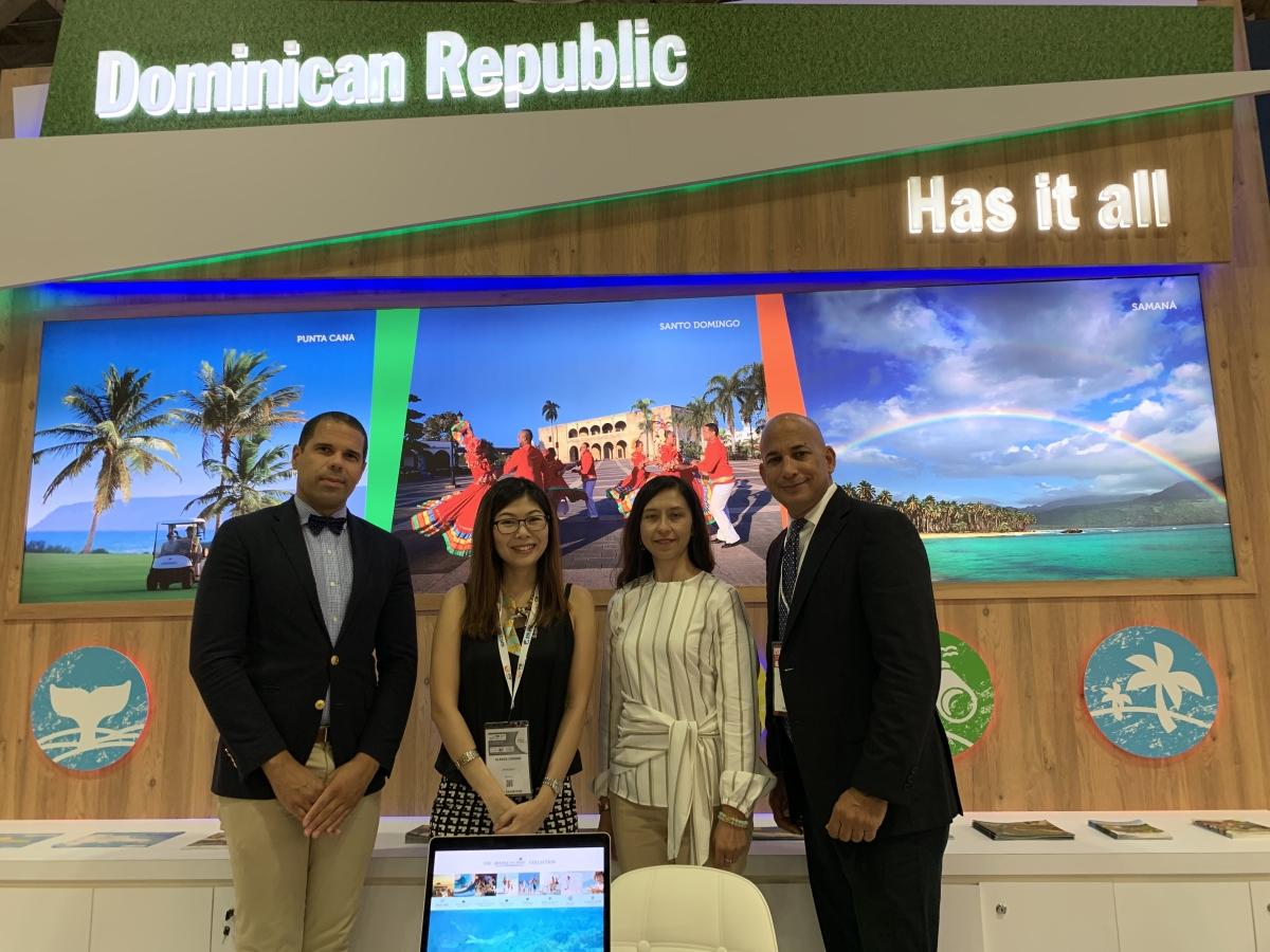 ITB ASIA- B2b Feria turismo OLEA CONSULTANCY