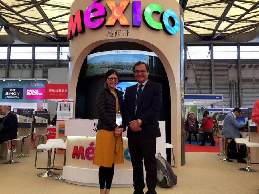 China International Travel Mart (CITM) 2016 - Olea Consultancy